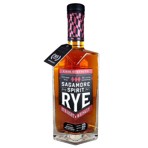 Sagamore Spirit Rye Cask Strength Batch 10AD