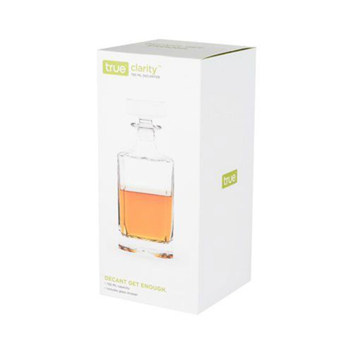 Clarity Decanter By True 750ml