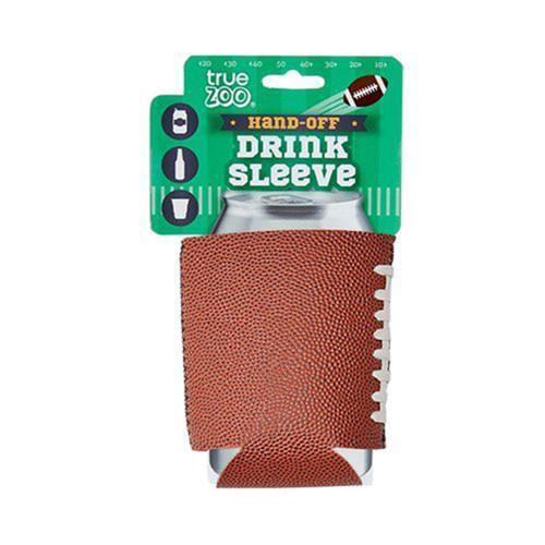 Hand-Off Football Drink Sleeve By TrueZoo