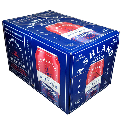 Ashland Hard Seltzer The Bellinger Bomb 6-Pack Can