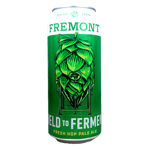 Fremont Field To Ferment Fresh Hop Pale Ale Can