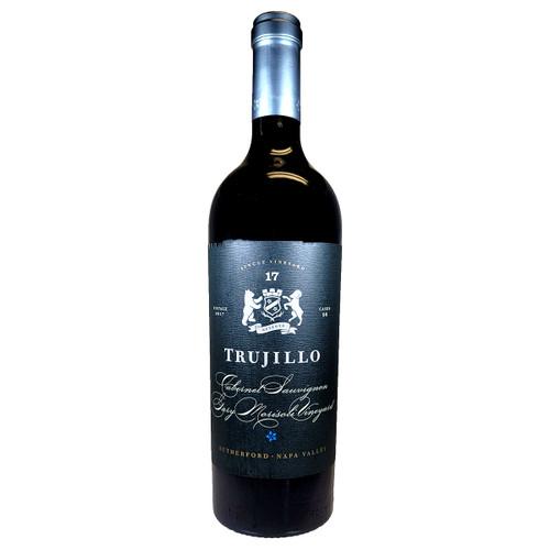 Trujillo 2017 Gary Morisoli Vineyard Cabernet Sauvignon, 750ml