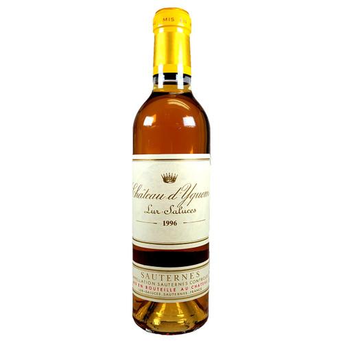 Chateau d'Yquem 1996 Sauternes 375ml
