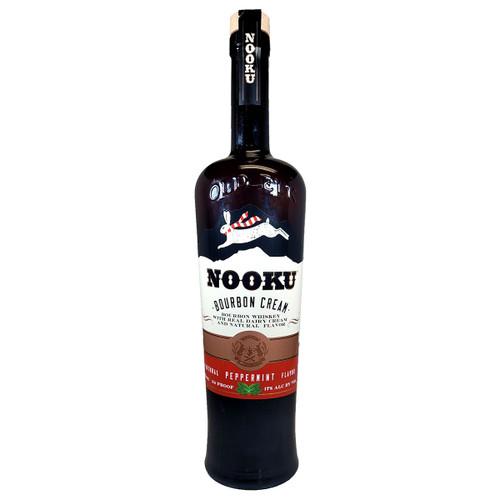 Nooku Peppermint Bourbon Cream Liqueur