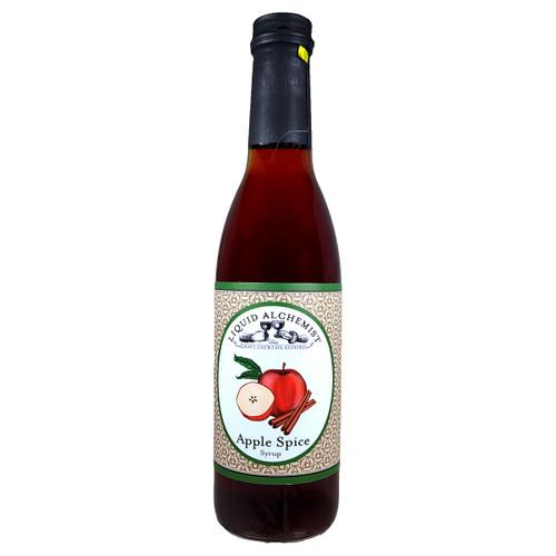 Liquid Alchemist Apple Spice Syrup 375ml