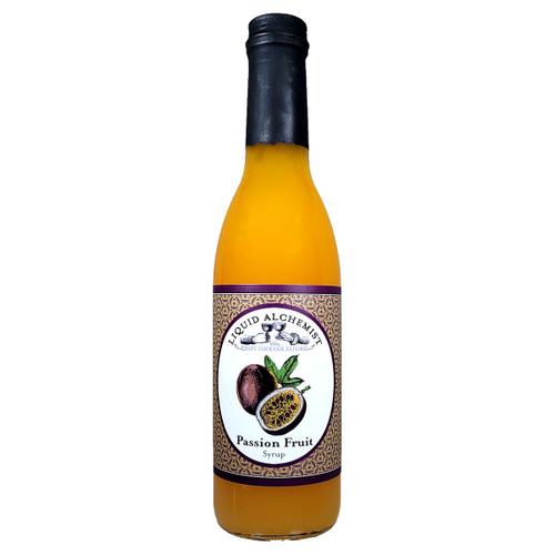 Liquid Alchemist Passion Fruit Syrup 375ml