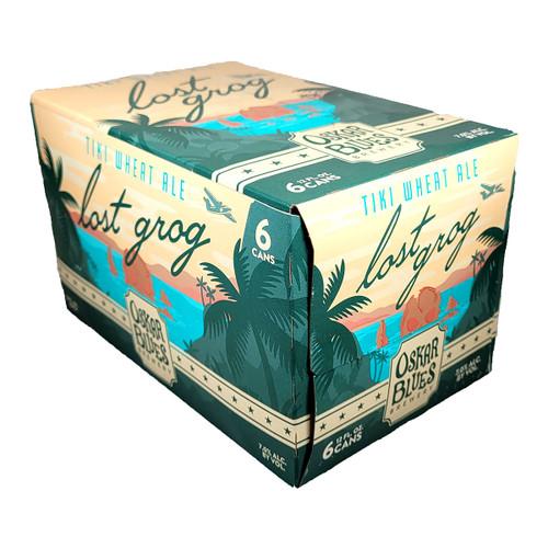 Oskar Blues Lost Grog Tiki Wheat Ale 6-Pack Can