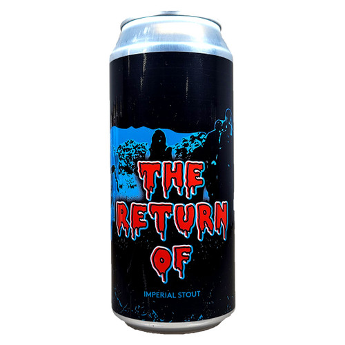 Weathered Souls The Return Of Imperial Stout Can