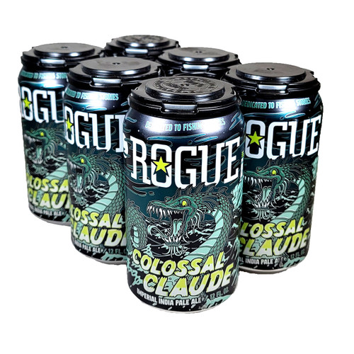 Rogue Colossal Claude Imperial IPA Can
