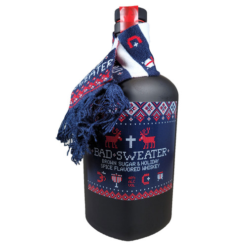 Savage & Cooke Bad Sweater Holiday Spiced Whiskey 2021