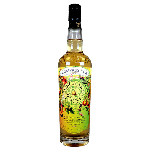 Compass Box Orchard House Blended Scotch Whisky