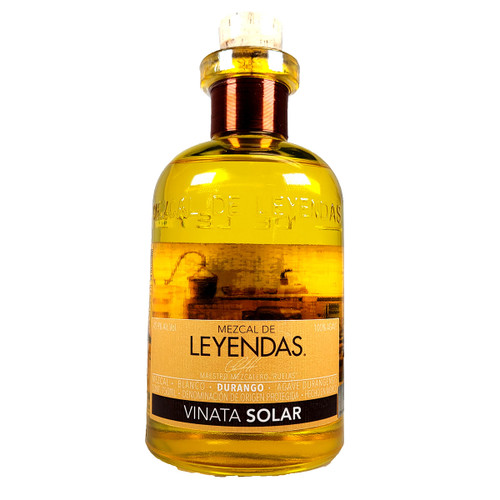 Mezcal De Leyendas Solar