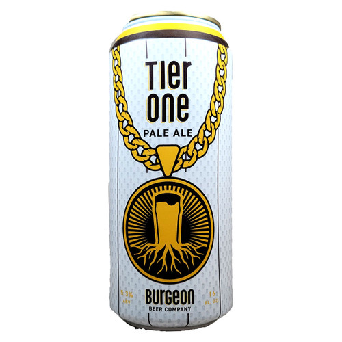 Burgeon Tier One Pale Ale Can