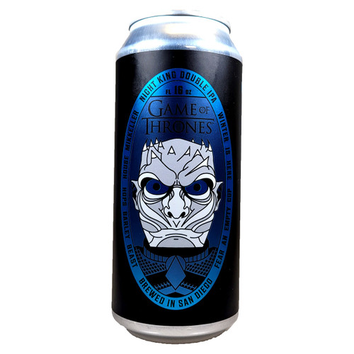 Mikkeller SD Game Of Thrones Night King Double IPA Can