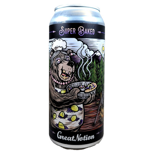 Great Notion Super Baked Tart Ale Can