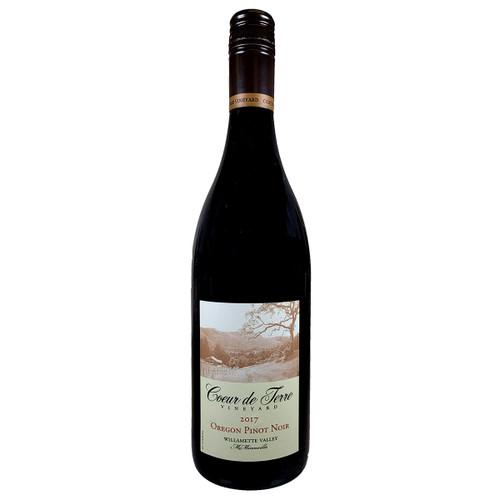 Coeur de Terre 2017 Oregon Pinot Noir