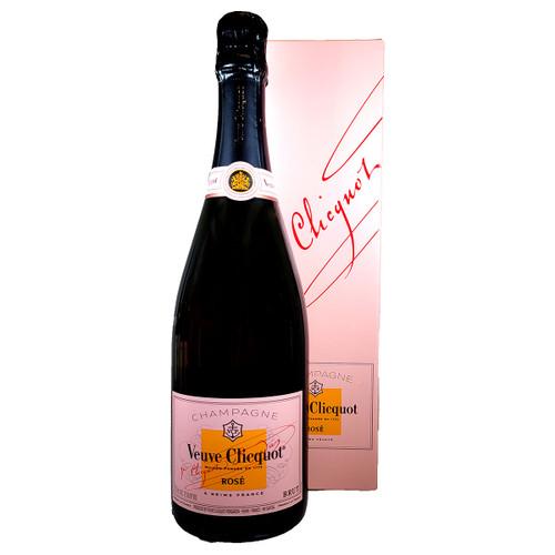 Veuve Clicquot Brut Rose w/ Gift Box