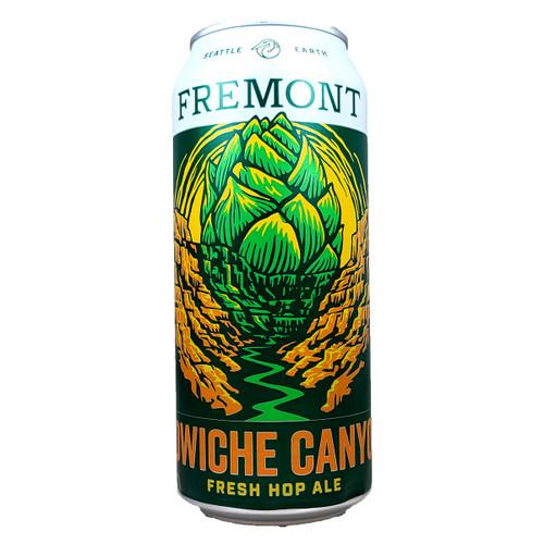 Fremont Cowiche Canyon Fresh Hop Ale Can