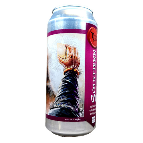 Twisted Horn Solstienn Apple Cider Can