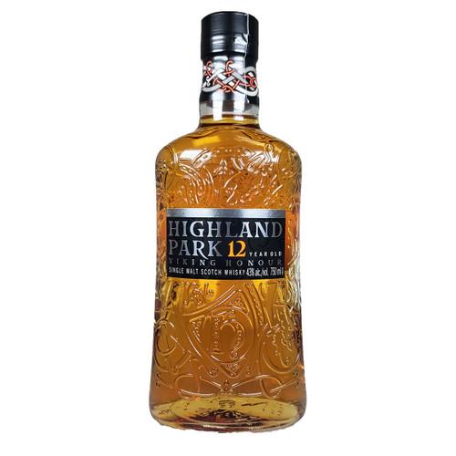 Highland Park 12 Year Single Malt Scotch Whisky