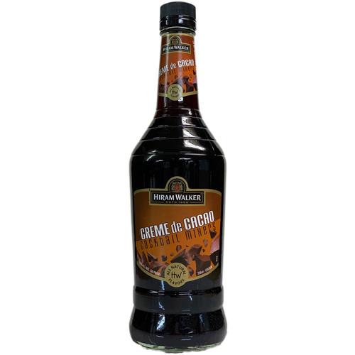 Hiram Walker Creme De Cacao Dark Liqueur