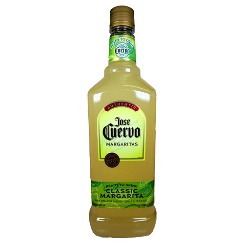 Jose Cuervo Classic Margarita Ready-To-Drink 1.75L