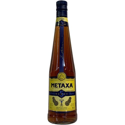 Metaxa 5 Star Spirit