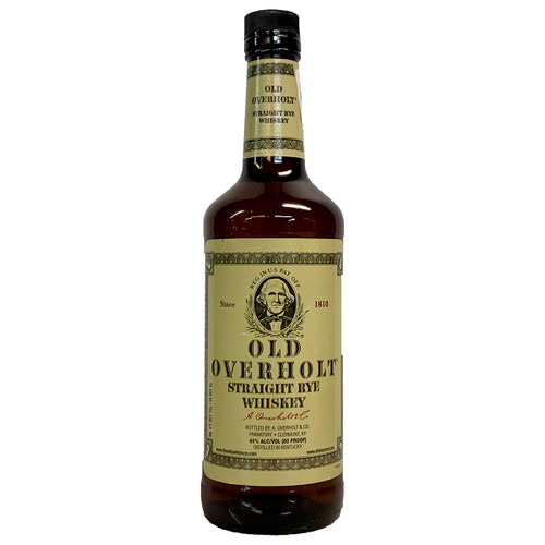 Old Overholt Kentucky Rye Whiskey