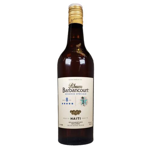 Rhum Barbancourt 5 Star 8 Year Rum