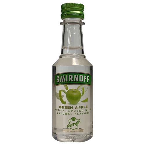 Smirnoff Green Apple Vodka 50ML