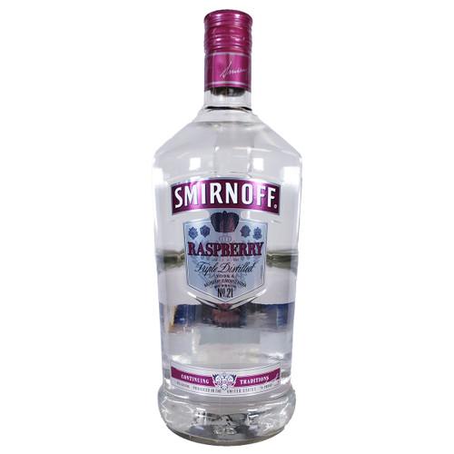 Smirnoff Raspberry Vodka 1.75L