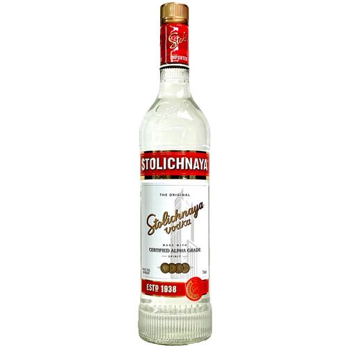 Stolichnaya Grain Vodka