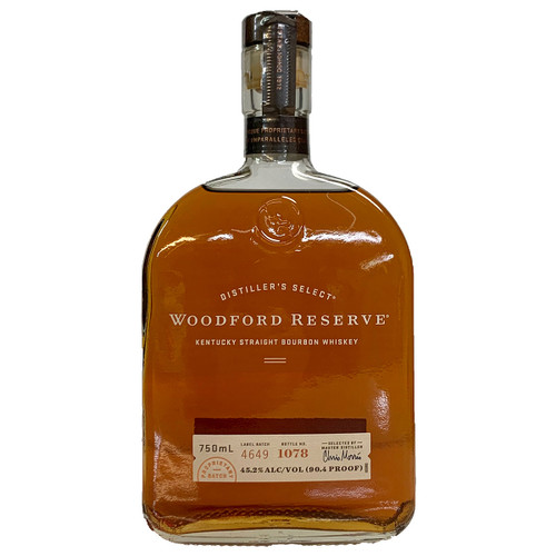 Woodford Reserve Kentucky Bourbon Whiskey 750ml