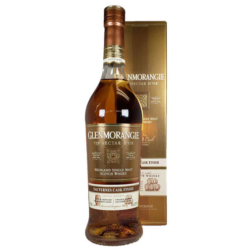 Glenmorangie 12 Year Nectar D'Or Single Malt Scotch