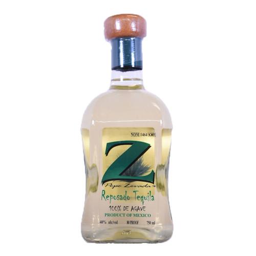 Pepe Zevada Reposado Tequila