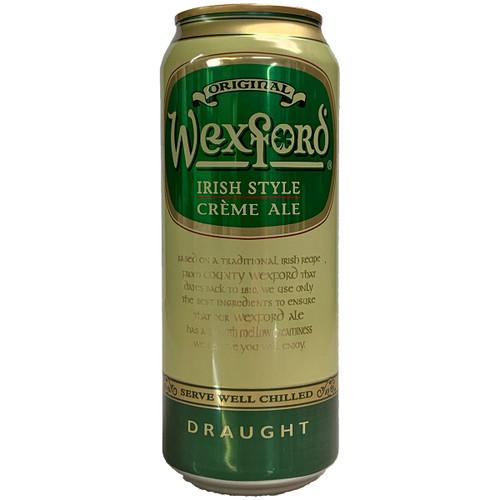 Wexford Irish Cream Ale Can
