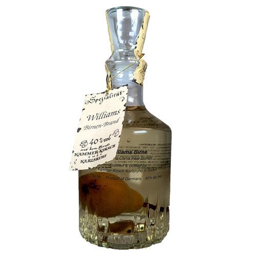 Kammer Williams Pear In A Bottle Brandy