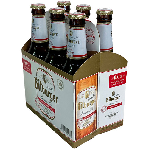 Bitburger Drive Non Alcohol 6-Pack