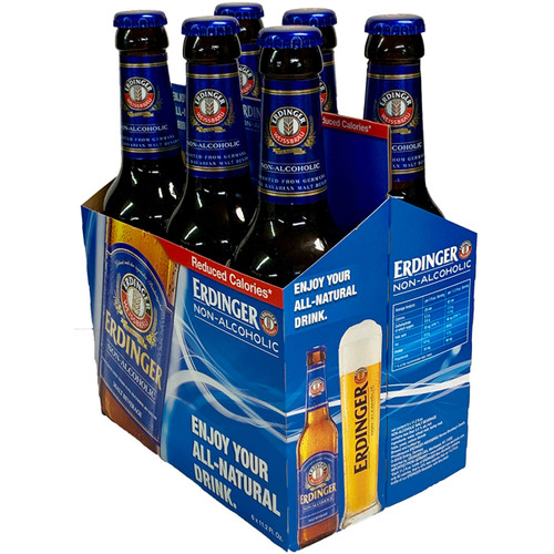 Erdinger Non Alcoholic 6-Pack