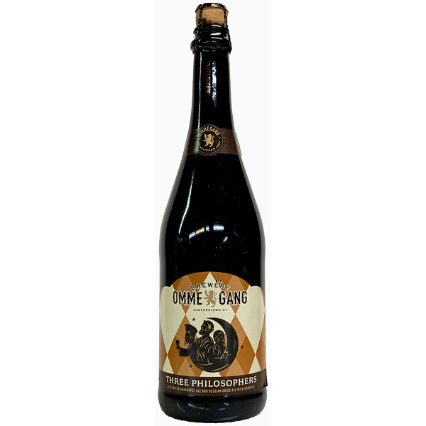 Ommegang Three Philosophers Quadrupel Ale