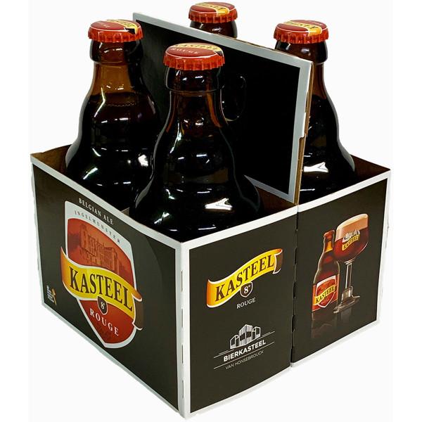 Kasteel Rouge 4-Pack