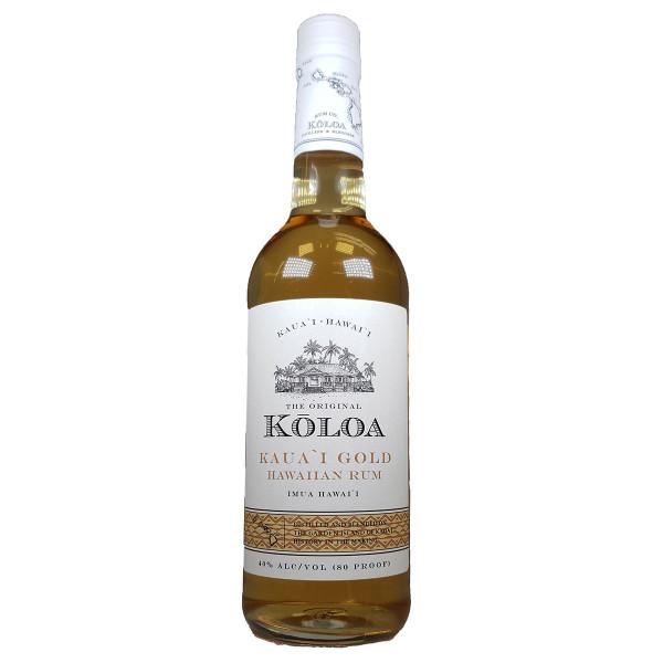 Koloa Kauai Gold Rum