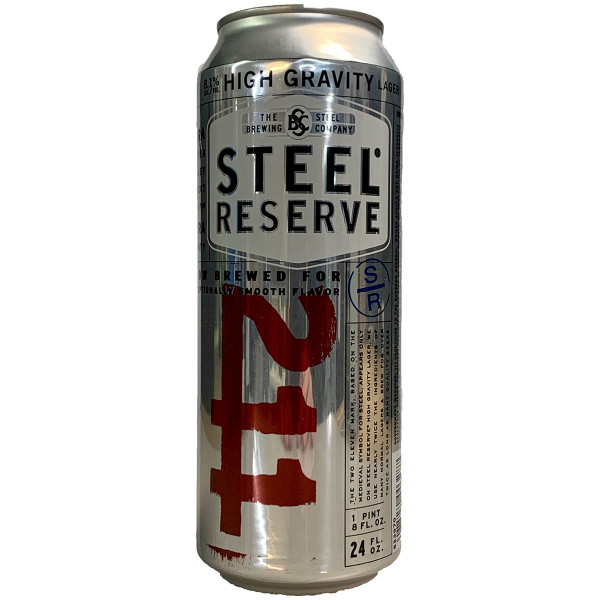 Steel Reserve 211 Can