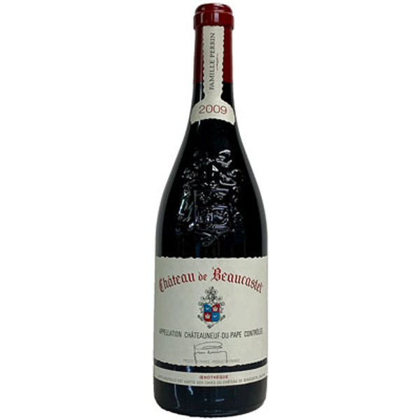 Chateau de Beaucastel 2009 Chateauneuf-du-Pape | 96 POINTS