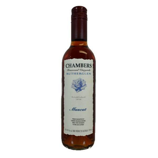 Chambers Rosewood Vineyards Rutherglen Muscat 375ML