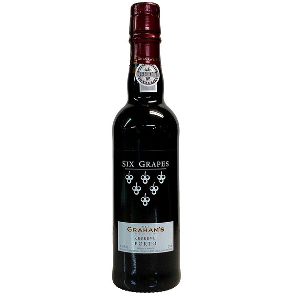 Graham's Six Grapes Reserve Porto 375ML