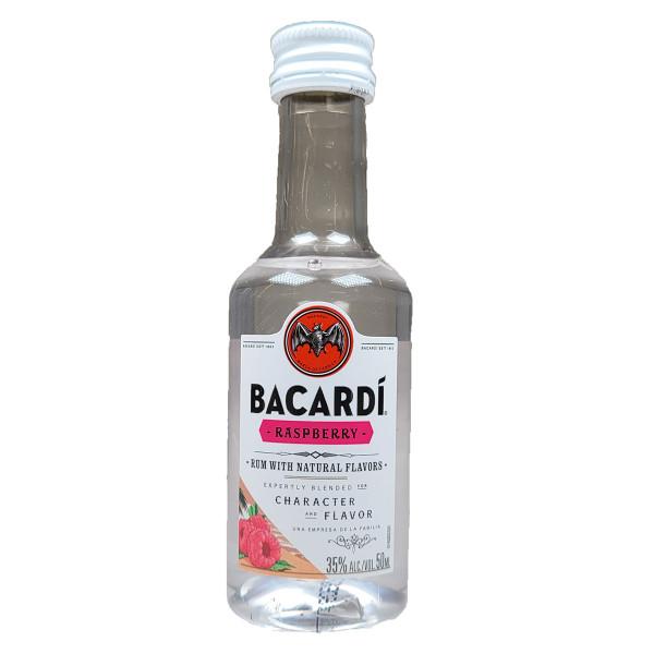 Bacardi Raspberry Rum 50ML