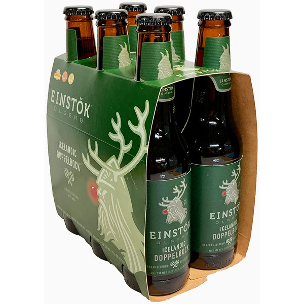 Einstok Icelandic Doppelbock 6-Pack