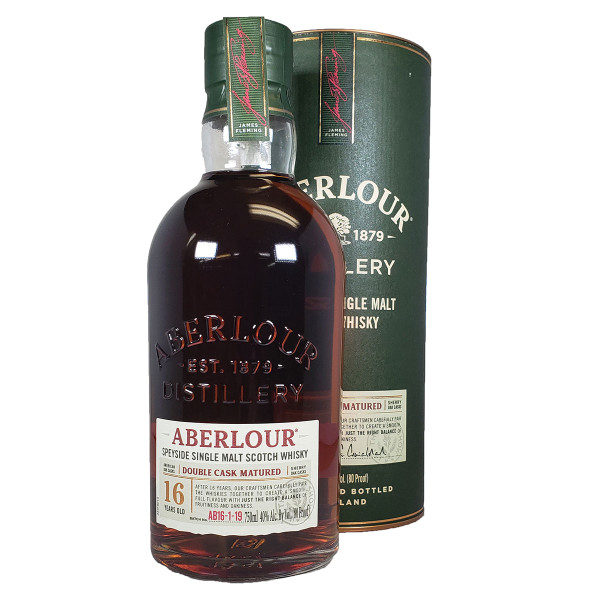 Aberlour 16 Year Speyside Scotch Whisky