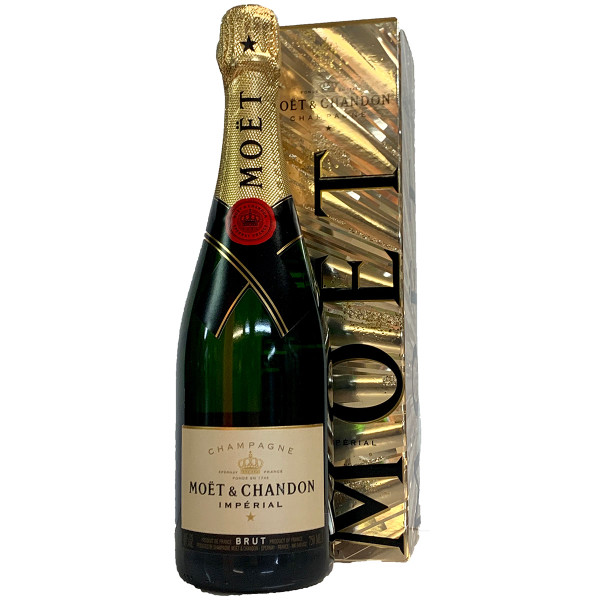 Moet & Chandon Brut Imperial w/ Festive Gift Box
